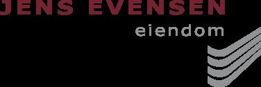 Jens Evensen Eiendom Logo